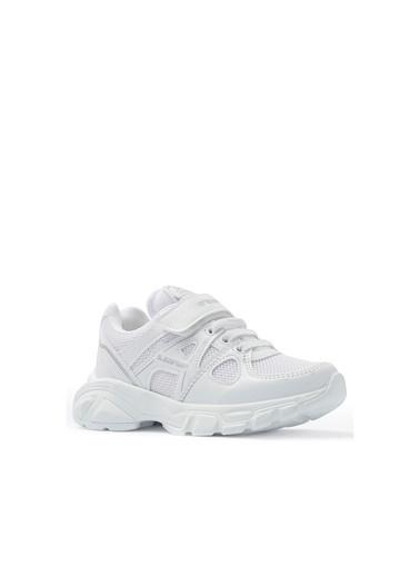 Slazenger Slazenger REBEL Spor Çocuk Ayakkabı  Beyaz